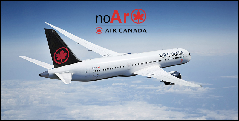 As Últimas Notícias e Novidades da Air Canada - Inscreva-se
