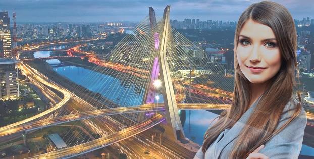 São Paulo - Toronto