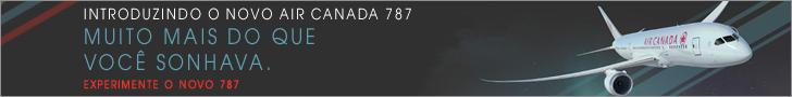 787 Boeing Air Canada